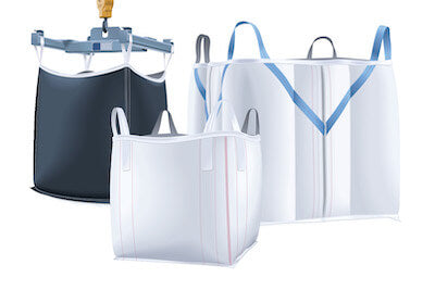BAG Corp Super Sack Containers