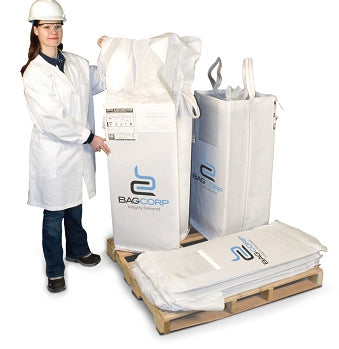 BAG Corp Waste Away bag for hazardous material and incineration