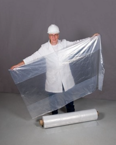 "Individual Bulk Bag Liners - 38"" x 34"" x 123"" - NOT on a Roll"