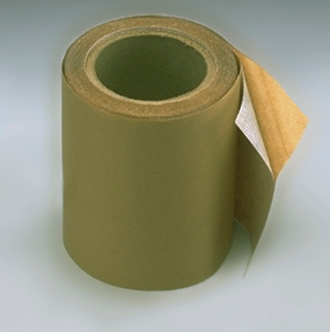 "Sack Patch Tape - 6"" Wide x 25 LY. Roll White"