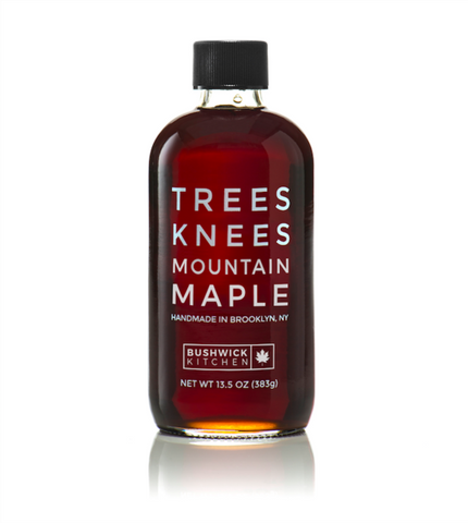 Trees Knees Mountain Maple Syrup