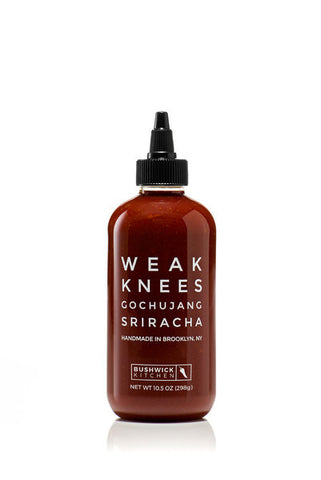 Weak Knees Gochujang Sriracha