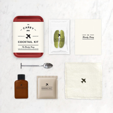 Carry On Cocktail Kit- Bloody Mary