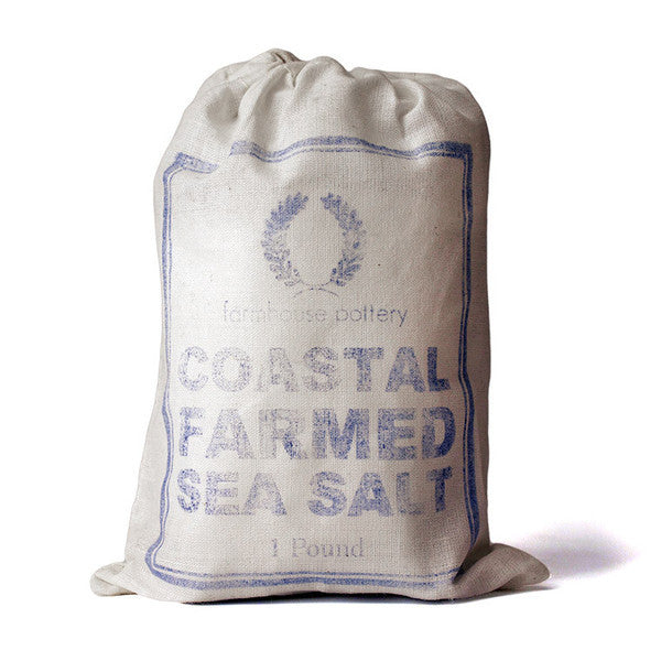 Costal Farmed Sea Salt