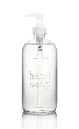common good hand soap from white nest market