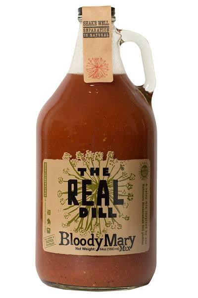 Bloody Mary Mix- Growler