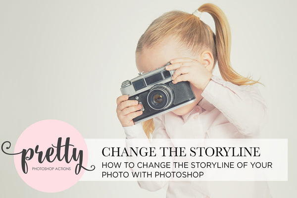 How to Change the Storyline of Your Photo with Photoshop