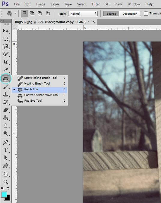 Enhance Old Photos in Photoshop