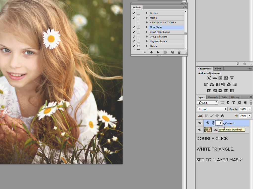How to Add Layer Mask in Photoshop