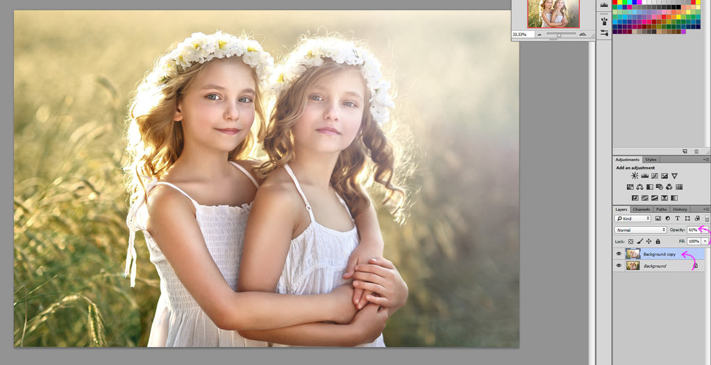 How to Use Photoshop's Lens Flare Filters