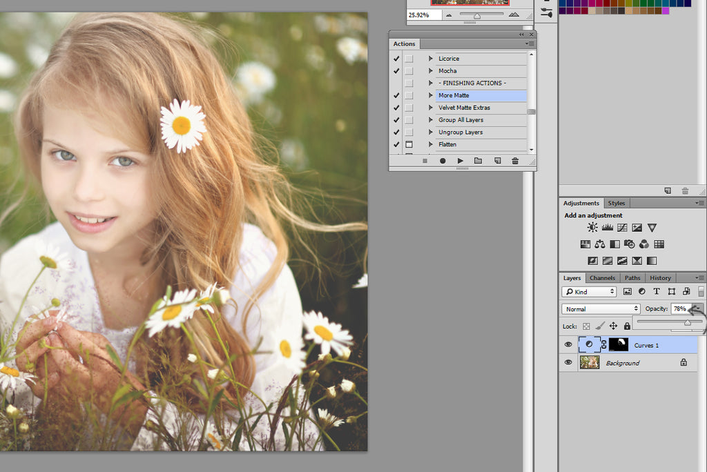 How to Make a Layer Mask in Photoshop