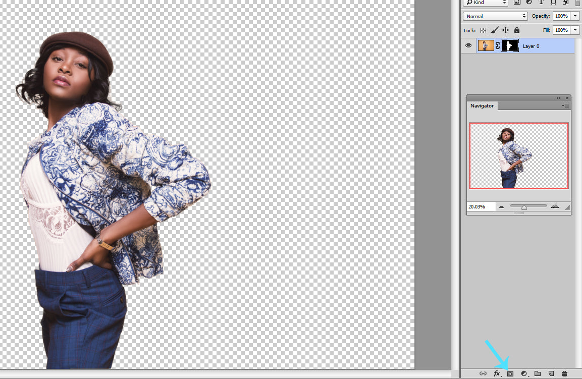 how to change background on photoshop