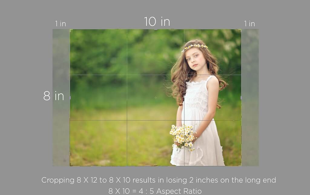 Aspect Ratio & Print Dimensions (Sizing Your Photos for