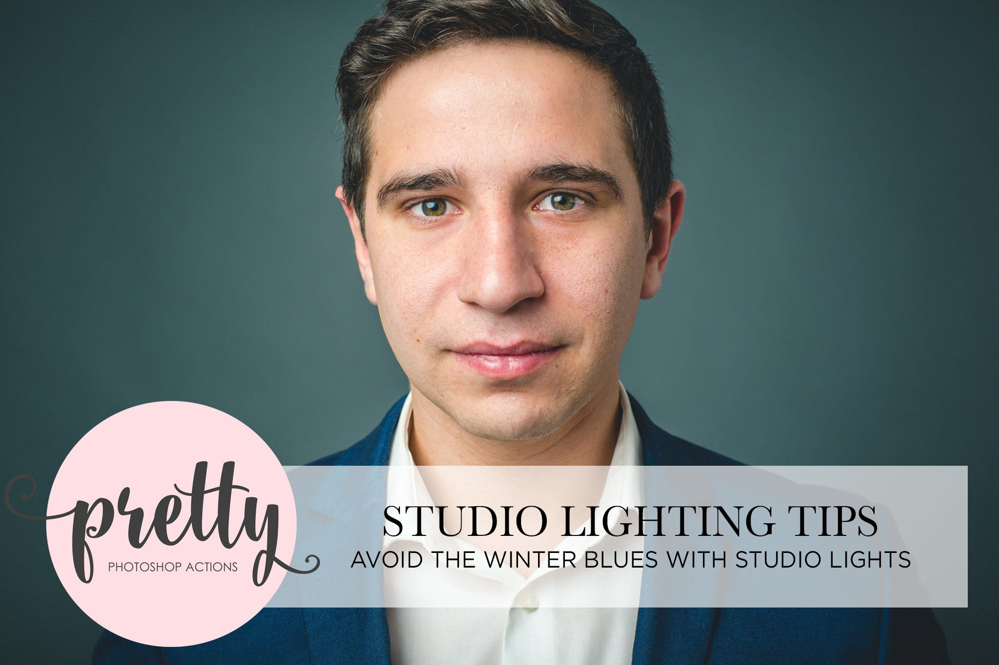 Studio Lighting Tips Avoiding the winter blues with studio lighting