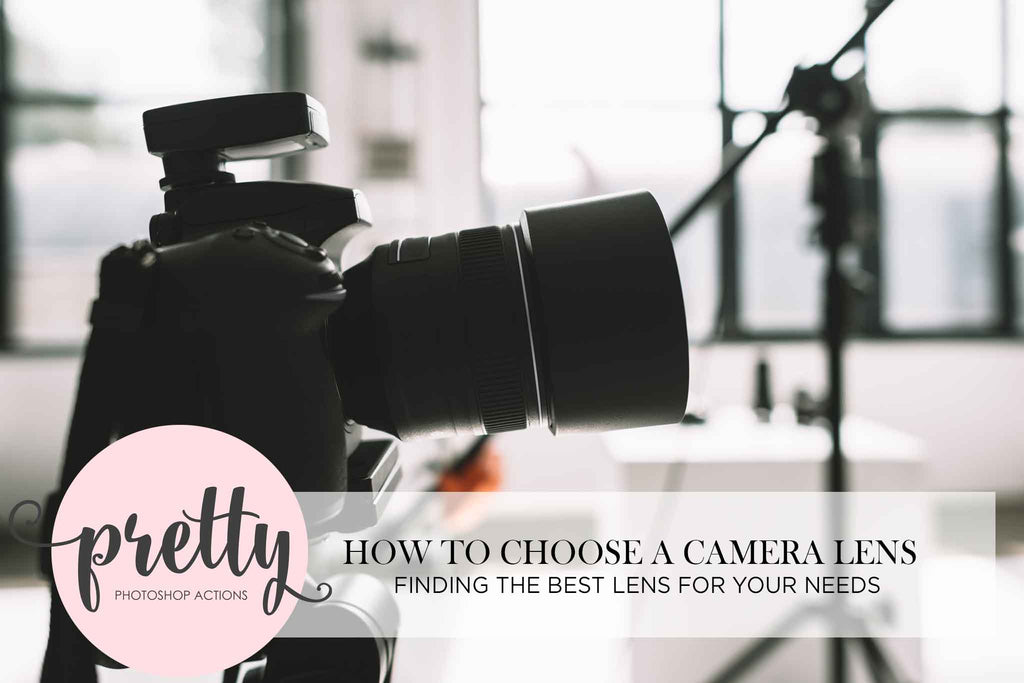 How to Choose a Camera Lens (That's Best For You!)