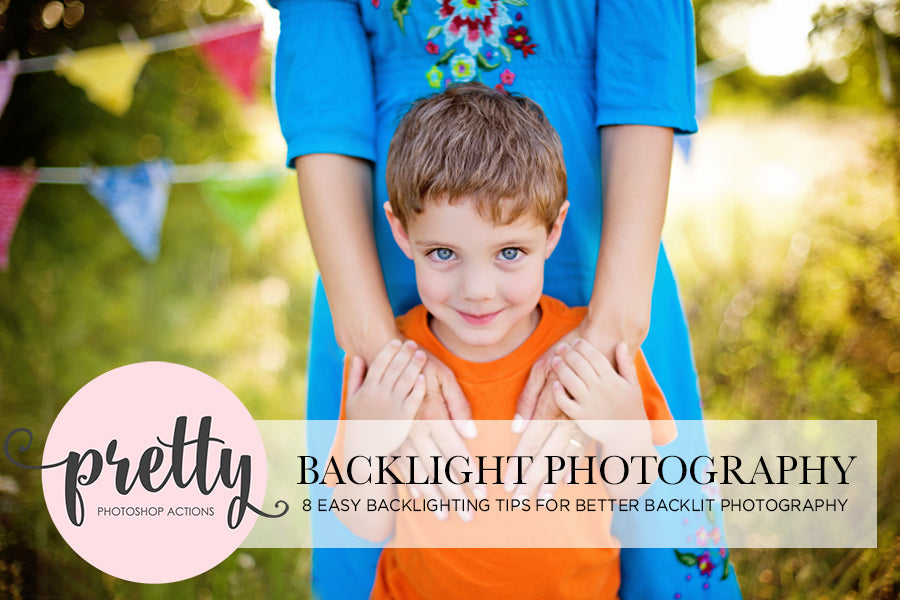 8 Easy backlighting tips for dreamy backlit photography