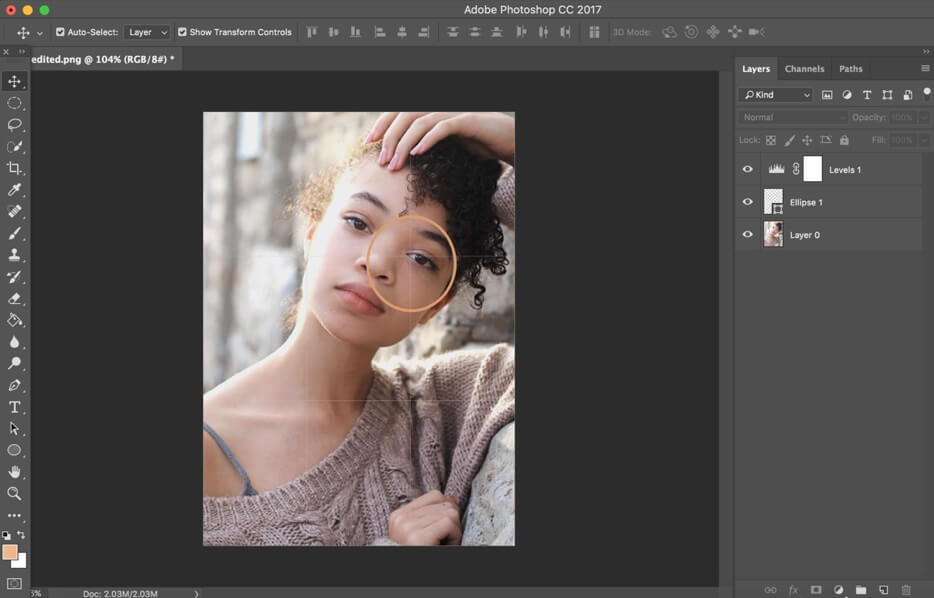 How to Fix Image in Photoshop