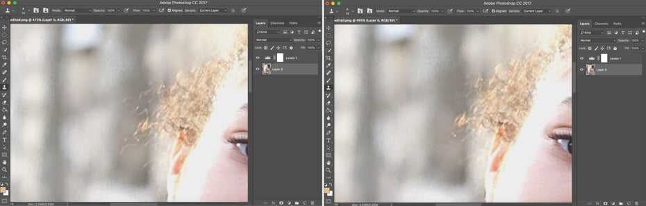 Photo Fix Photoshop