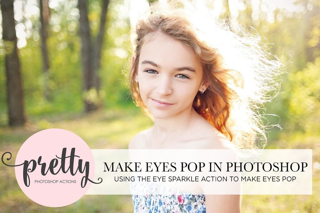 How to Make Eyes Pop in Photoshop