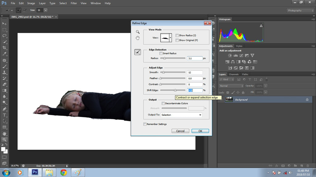 How to Composite Photos in Photoshop