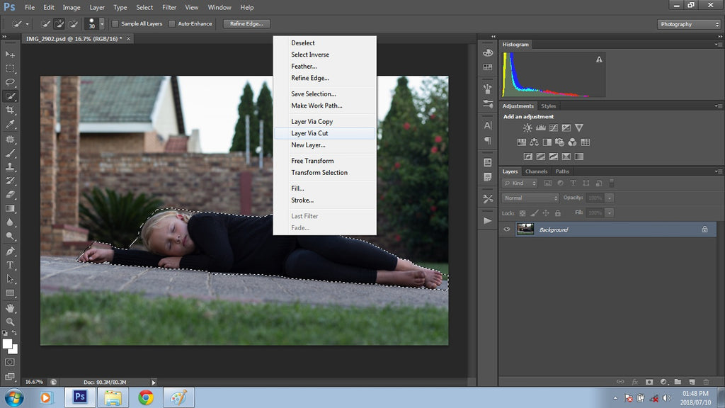Photoshop Compositing Tips