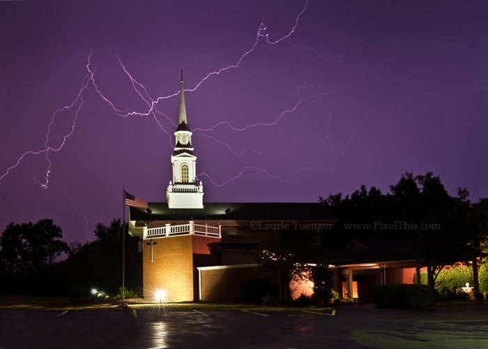 Lightning Photography Settings
