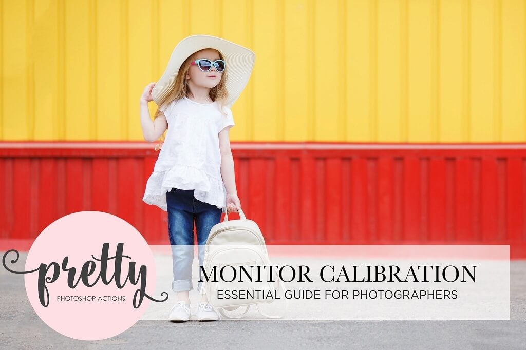 Monitor Calibration for Photography