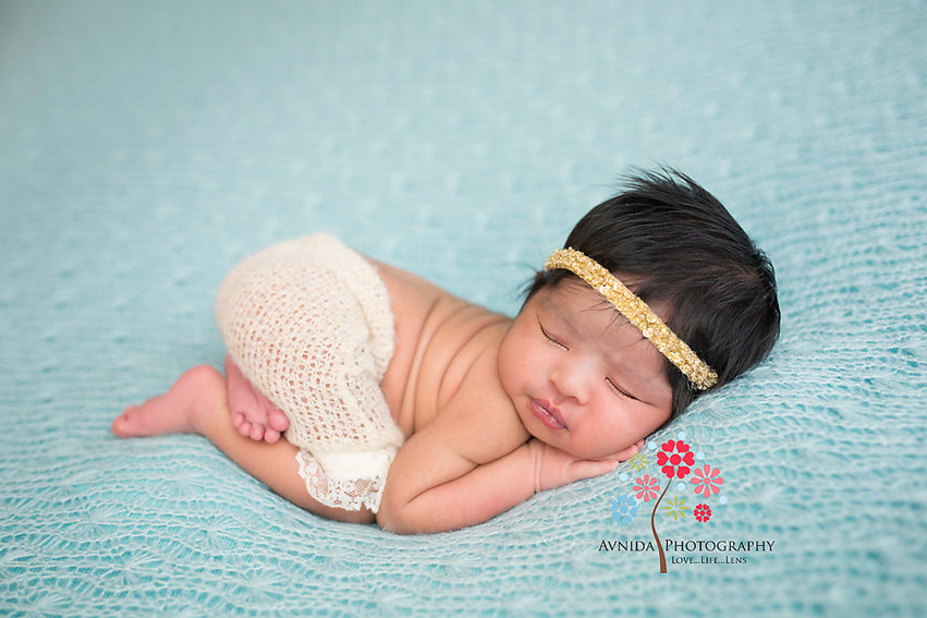 Newborn Pics Tushy Up