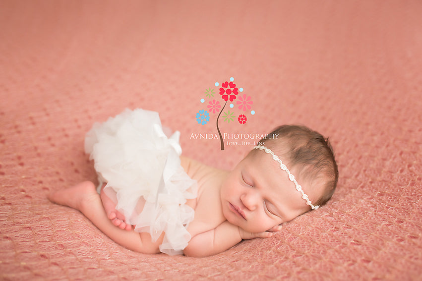Newborn Pictures Tushy Up Pose