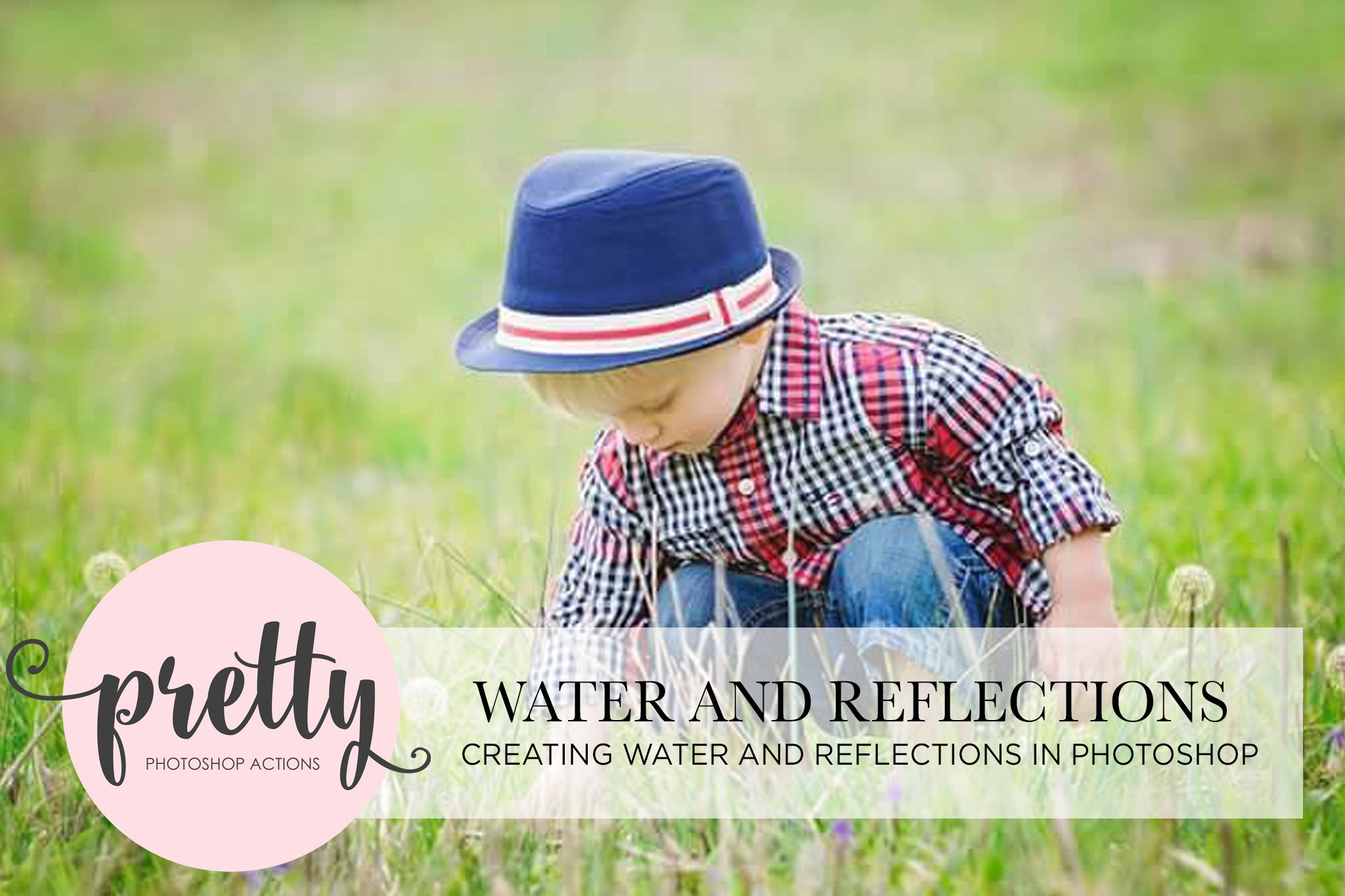 Adding Water and Reflection to your Image in Photoshop Blog Post