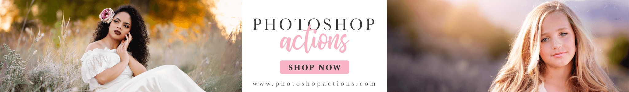 Photoshop Actions - Pretty Actions