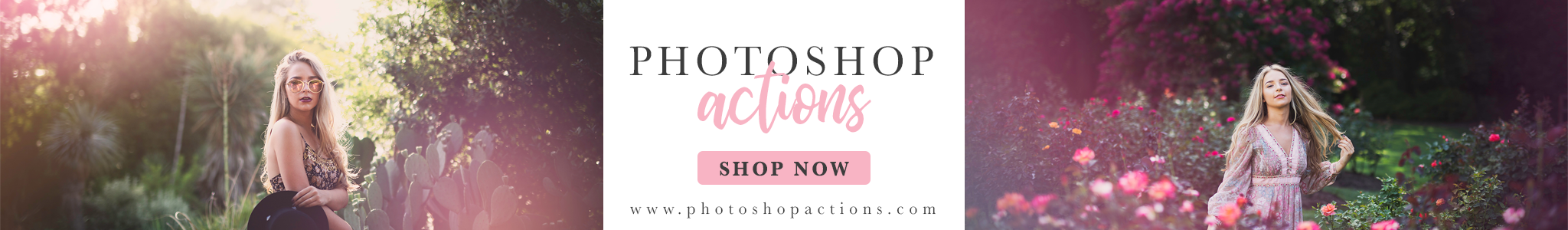 Best Photoshop Actions - Pretty Actions