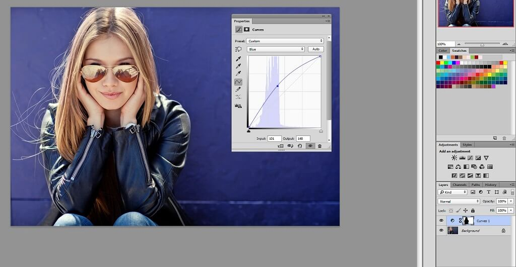 What Does Curves Do in Photoshop