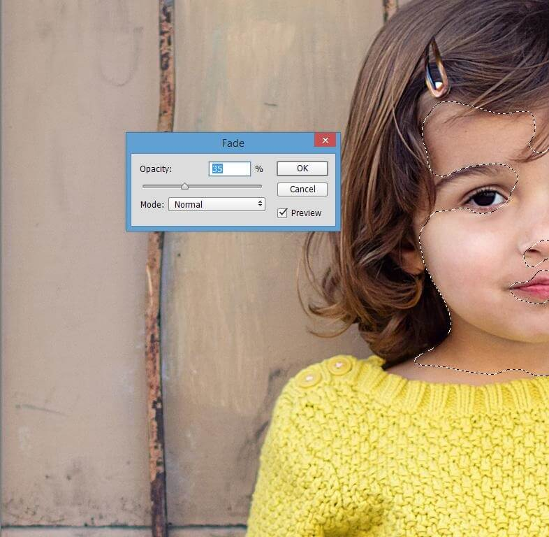 Retouch Filter Photoshop