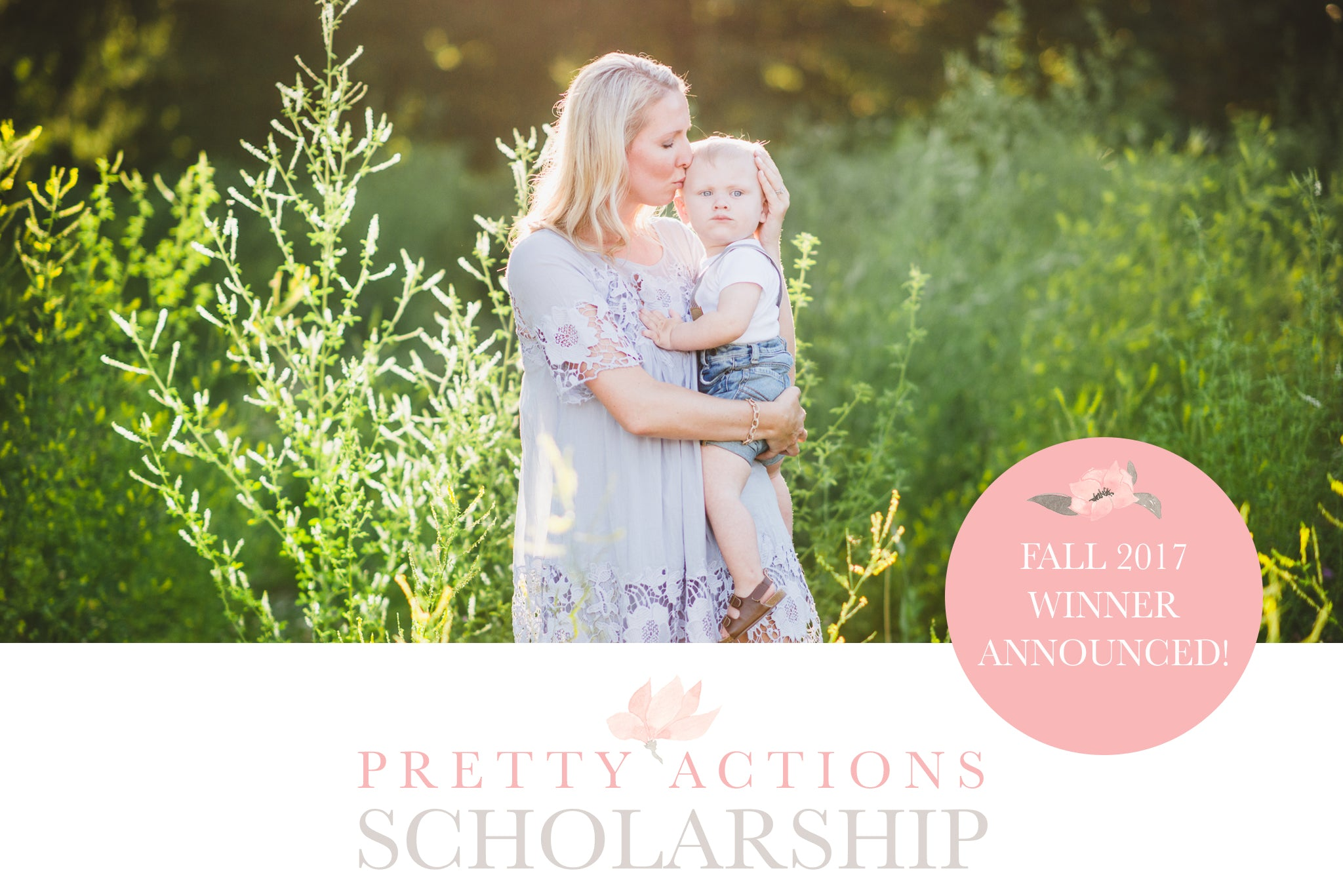 Pretty Actions Photography Scholarship Winner
