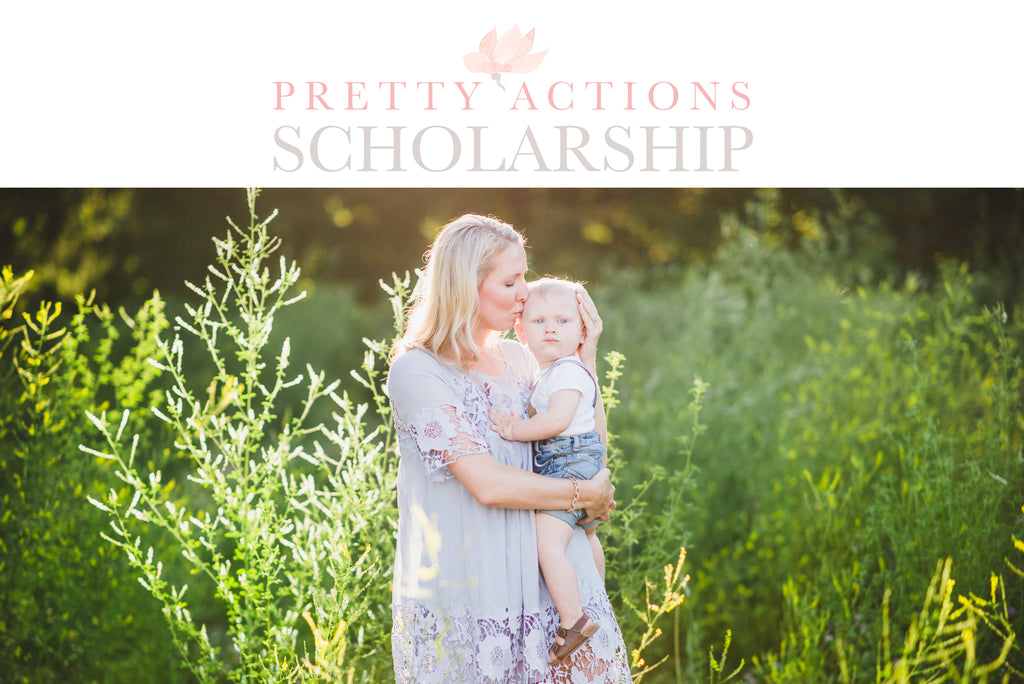 Pretty Photoshop Actions Scholarship Program