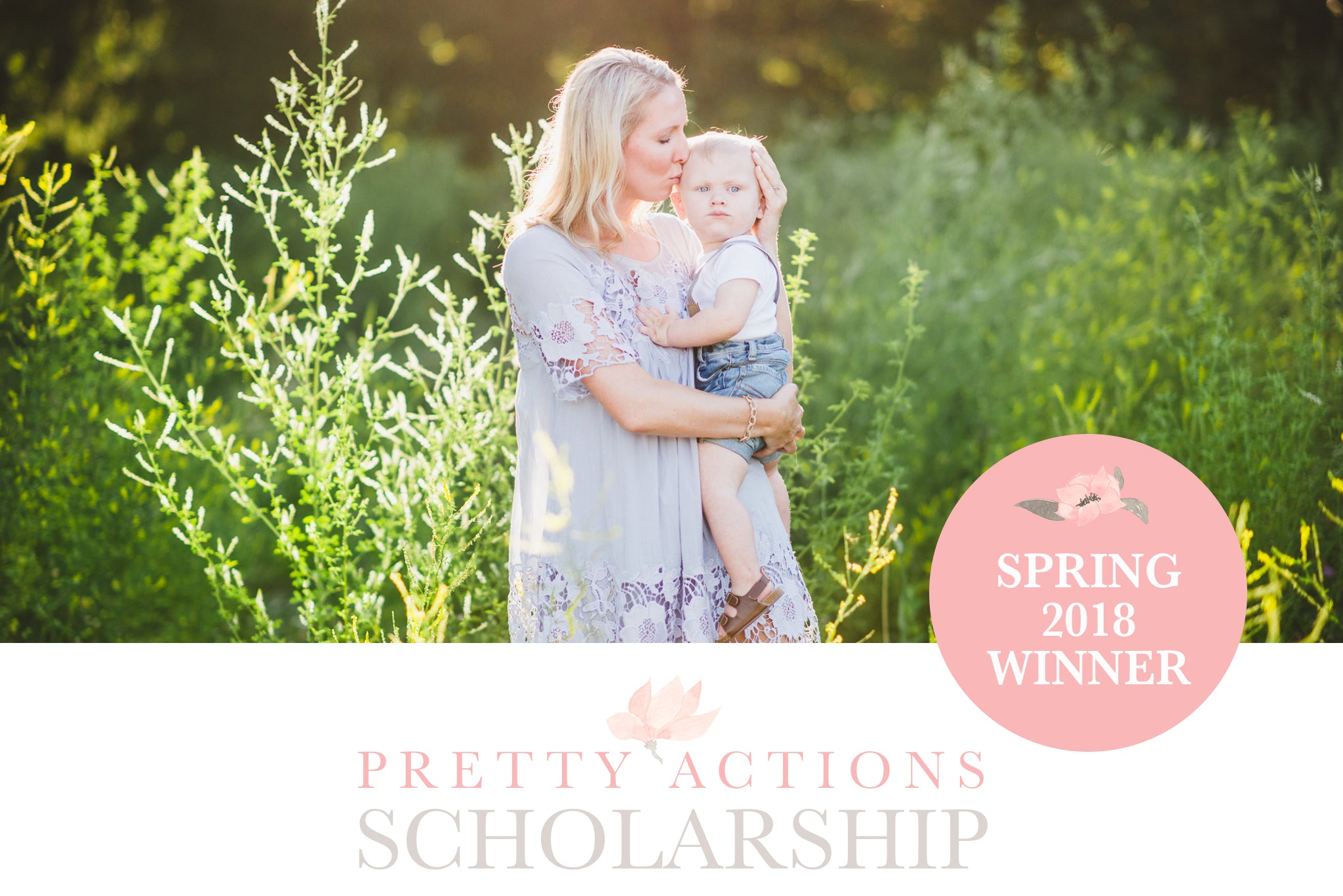 Pretty Photoshop Actions Spring 2018 Scholarship Winner Announcement