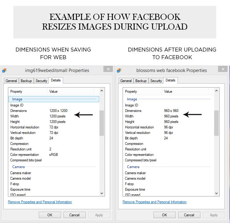 How to Resize an Image for Facebook