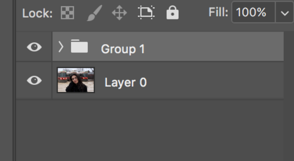Merging Photoshop Layers for Frequency Separation
