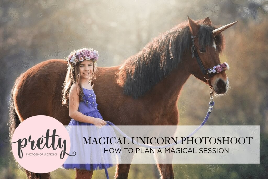 Unicorn Photoshoot