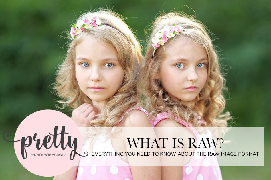 Understanding the RAW Image Format