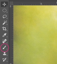 Make Eyes Pop in Photoshop with the brush tool