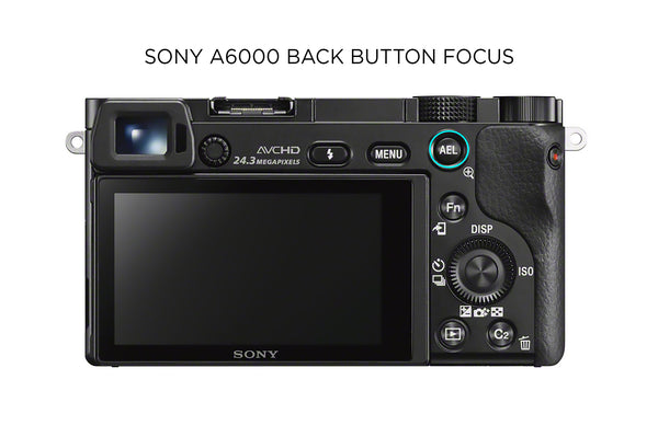 Back Button Focus Sony
