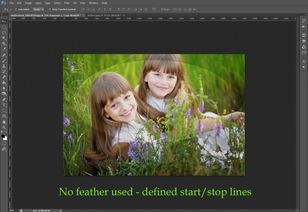 Use of Marquee Tool in Photoshop