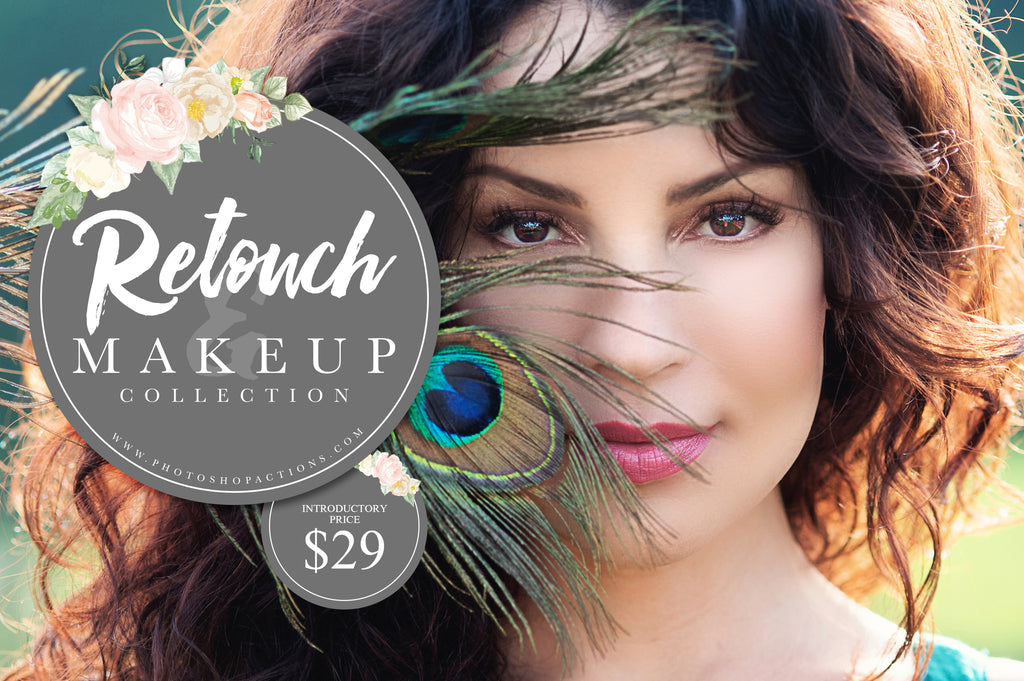Pretty Retouch & Makeup Collection