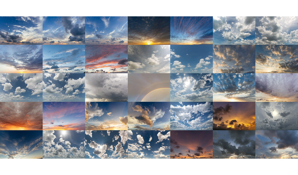 Vivid Skies Cloud Overlays + BONUS Cloud Applicator Actions