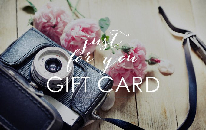 Gift Card - Pretty Photoshop Actions
