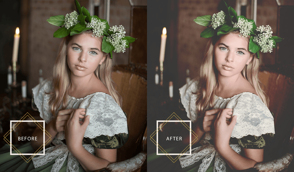 Velvet Matte Actions Collection - Pretty Photoshop Actions