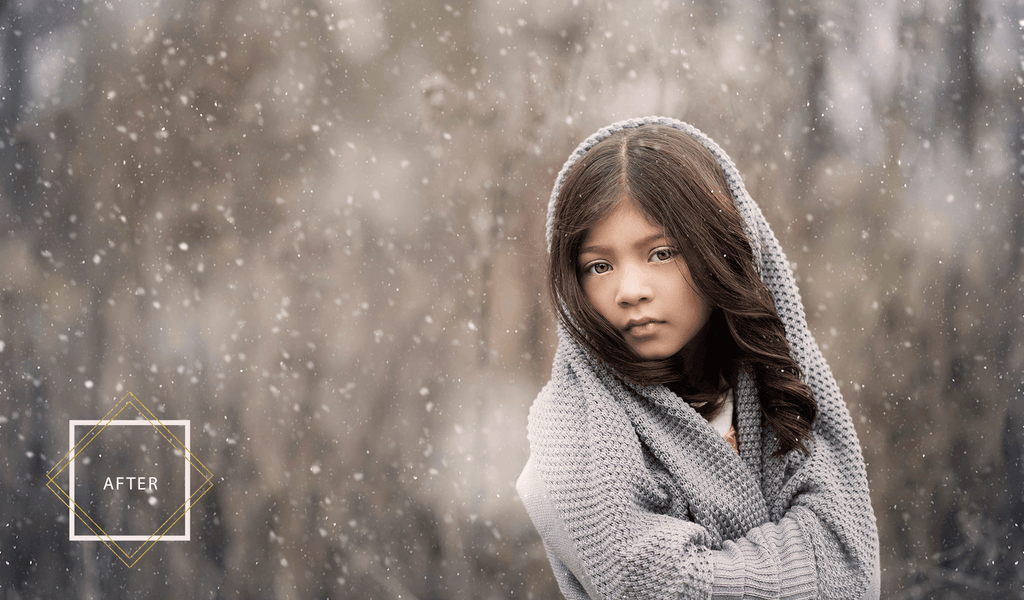 Snow Photoshop Actions