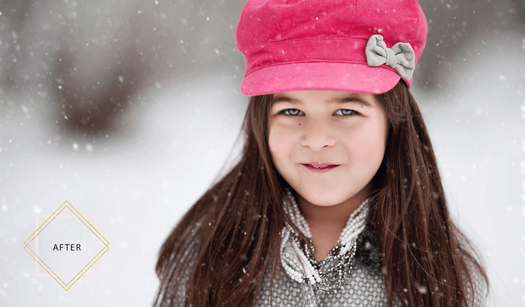 Best Snow Photoshop Actions & Brushes - Pretty Actions